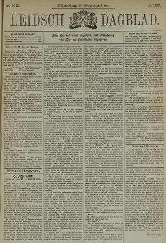 Leidsch Dagblad 1890-09-09