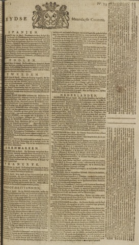 Leydse Courant 1773-05-03