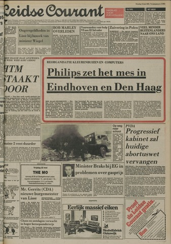 Leidse Courant 1981-05-12