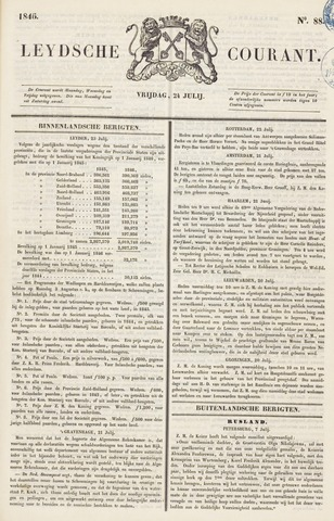 Leydse Courant 1846-07-24
