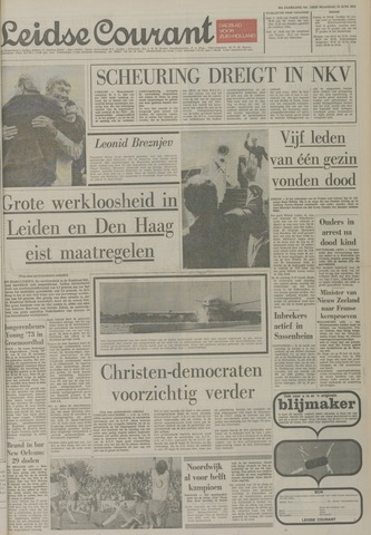 Leidse Courant 1973-06-25