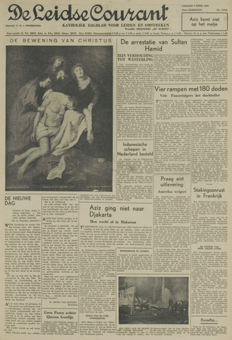 Leidse Courant 1950-04-07