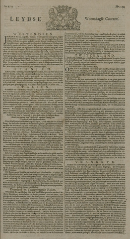 Leydse Courant 1725-11-07