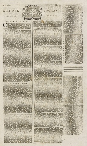 Leydse Courant 1820-05-01