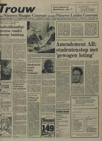 Nieuwe Leidsche Courant 1975-03-19