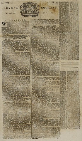 Leydse Courant 1803-04-11