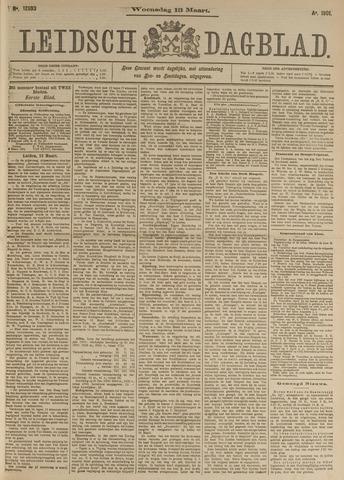 Leidsch Dagblad 1901-03-13