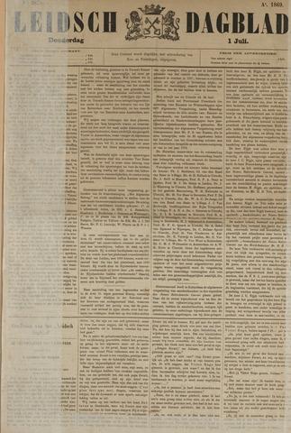 Leidsch Dagblad 1869-07-01