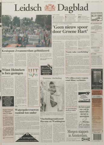 Leidsch Dagblad 1994-09-10