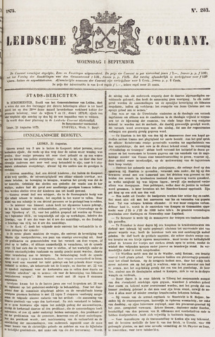 Leydse Courant 1875-09-01