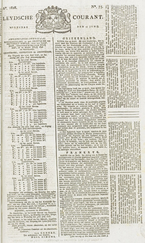Leydse Courant 1828-06-25
