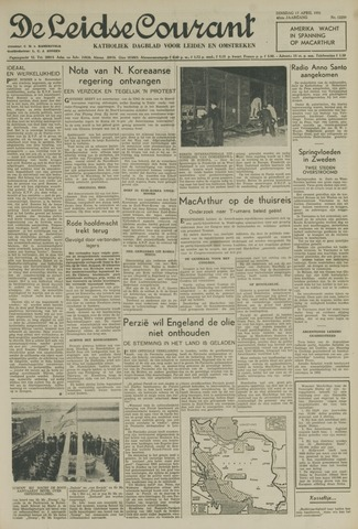 Leidse Courant 1951-04-17