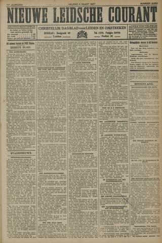 Nieuwe Leidsche Courant 1927-03-04