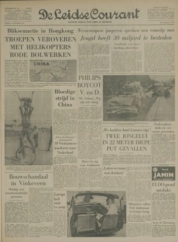 Leidse Courant 1967-08-04