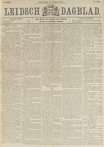 Leidsch Dagblad 1894-08-07