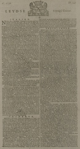 Leydse Courant 1739-12-04