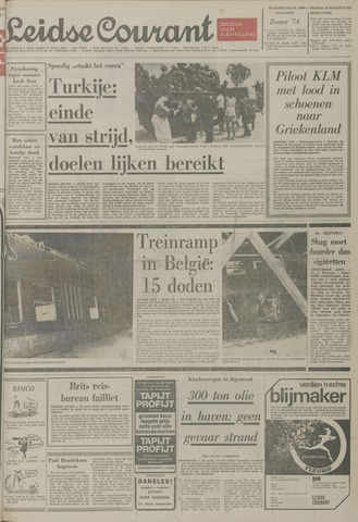 Leidse Courant 1974-08-16
