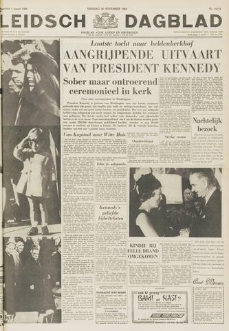 Leidsch Dagblad 1963-11-26