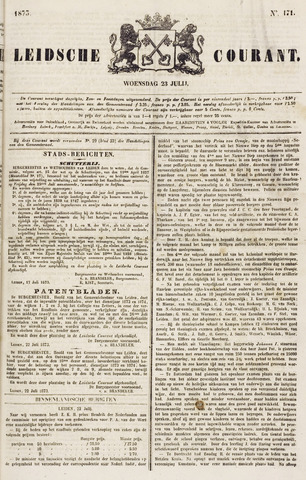 Leydse Courant 1873-07-23