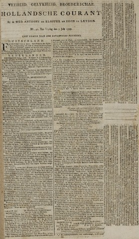 Leydse Courant 1795-07-03