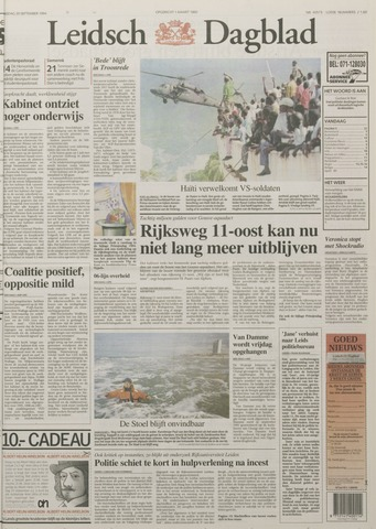 Leidsch Dagblad 1994-09-20