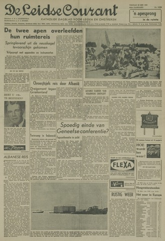 Leidse Courant 1959-05-29