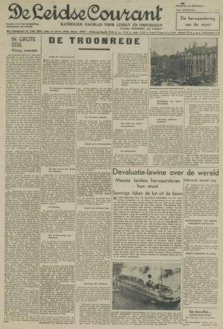 Leidse Courant 1949-09-20