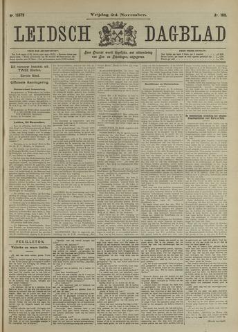 Leidsch Dagblad 1911-11-24
