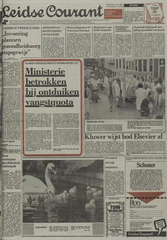 Leidse Courant 1987-06-04