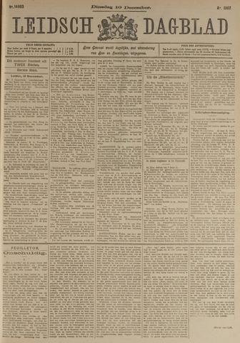 Leidsch Dagblad 1907-12-10