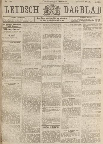 Leidsch Dagblad 1916-10-05