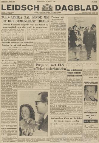 Leidsch Dagblad 1961-03-16