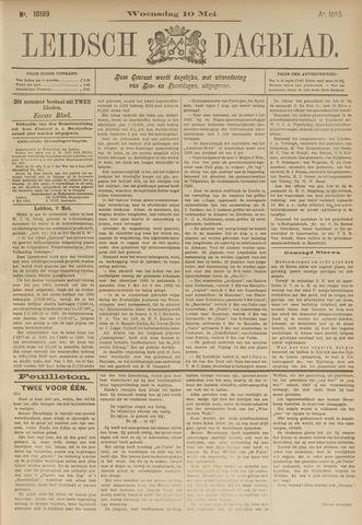 Leidsch Dagblad 1893-05-10
