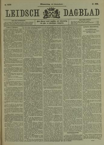 Leidsch Dagblad 1909-10-04