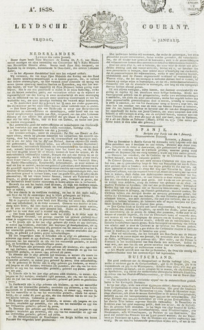 Leydse Courant 1838-01-12