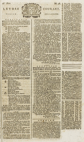 Leydse Courant 1822-08-16