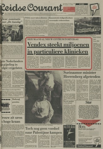 Leidse Courant 1987-02-12