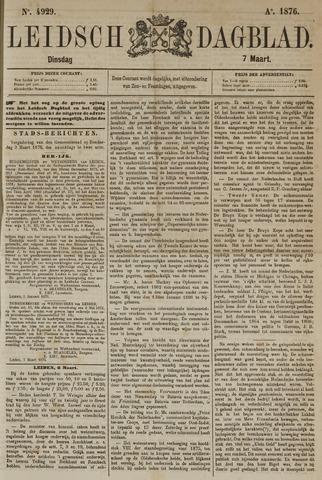 Leidsch Dagblad 1876-03-07
