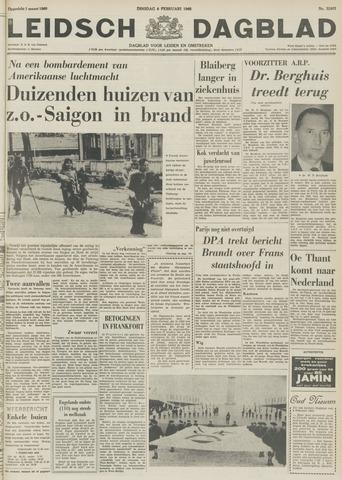 Leidsch Dagblad 1968-02-06