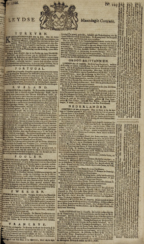 Leydse Courant 1766-09-01