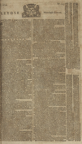 Leydse Courant 1754-09-02