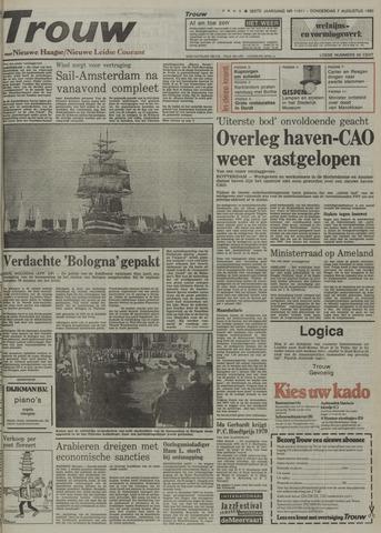 Nieuwe Leidsche Courant 1980-08-07