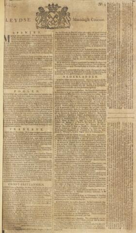Leydse Courant 1774