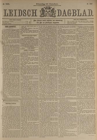 Leidsch Dagblad 1897-10-19