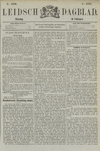 Leidsch Dagblad 1875-02-16