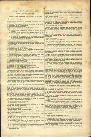 Handelingen van de Raad 1883-09-04