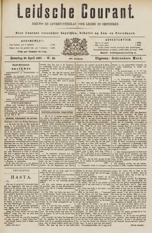 Leydse Courant 1887-04-23