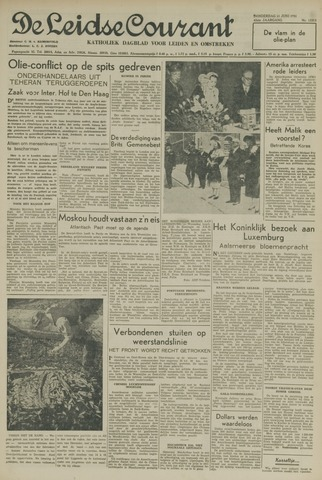 Leidse Courant 1951-06-21
