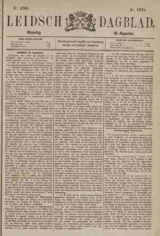 Leidsch Dagblad 1875-08-30