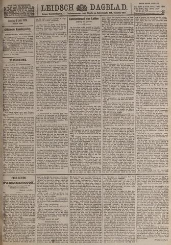 Leidsch Dagblad 1920-07-06
